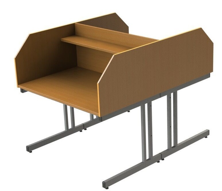 GM Cantilever Double Study Carell