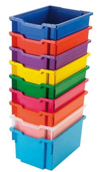 Gratnells Extra Deep Classroom Trays