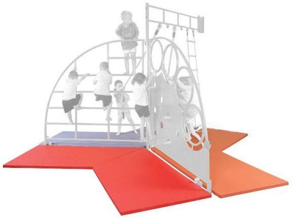 Gym Centre Mat Set