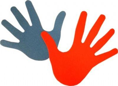 Hands & Feet - 24 pieces