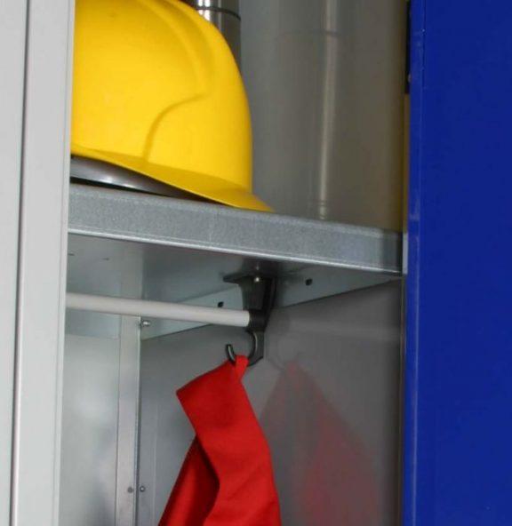 Hanging Rail for Elite Lockers