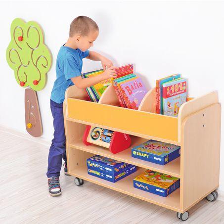 HB Bookcase Top