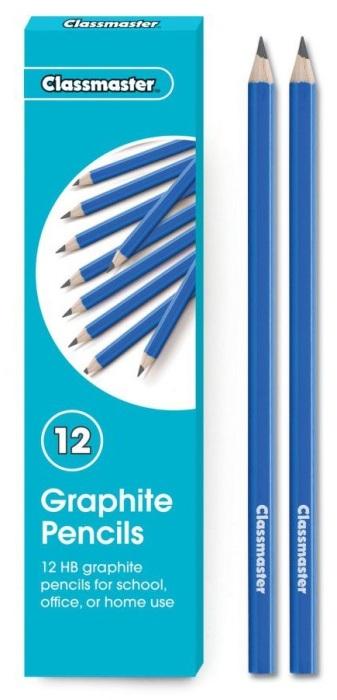 Classmaster HB Graphite Pencils