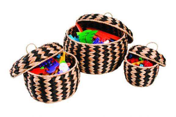 Helios Woven Pot Set
