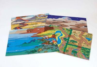 Hepworth Playmat Pack - Landscapes