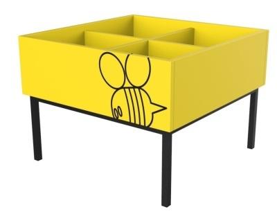 Honey Bee Kinderbox
