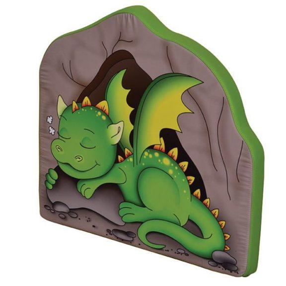 Hurd Dragon Backrest