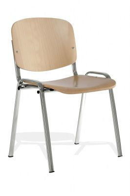Iso Wooden Chairs