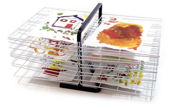 Itex 20 Shelf Table Top Drying Rack