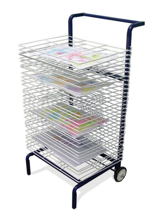 Itex Mobile 30 Shelf Drying Rack