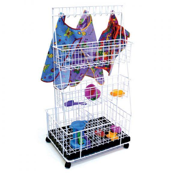 Itex Wet Play Storage Trolley