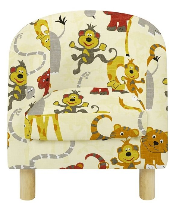 JK Jungle Party Children's Tub Chairs