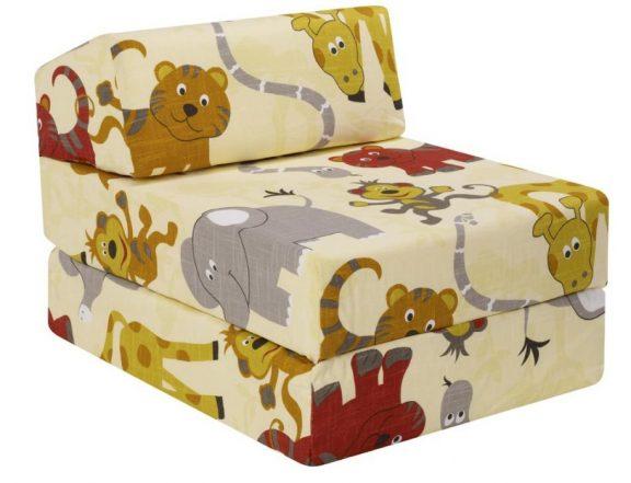 JK Jungle Party Z Bed