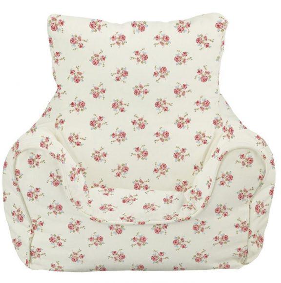 JK Rose Natural Bean Bag Chair