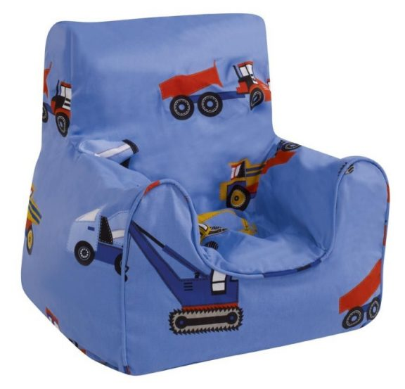 JK Toy Trucks Bean Bag Chair