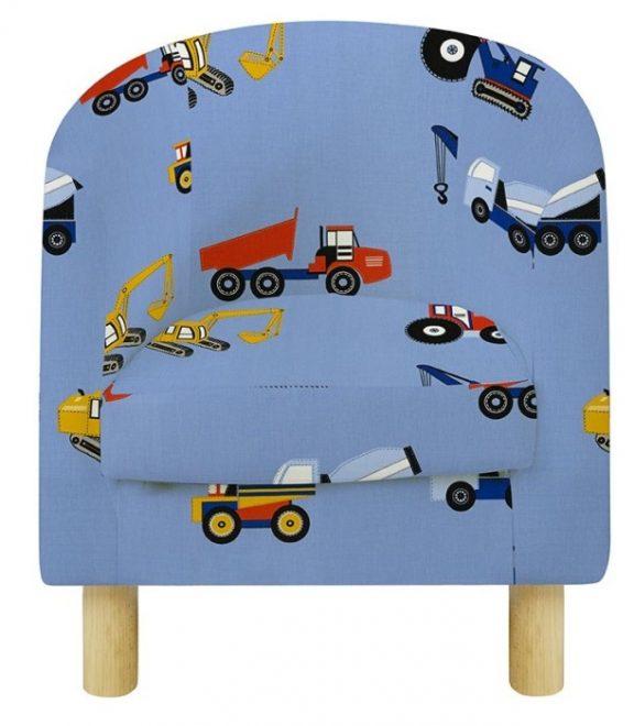 JK Toy Trucks Tub Chairs