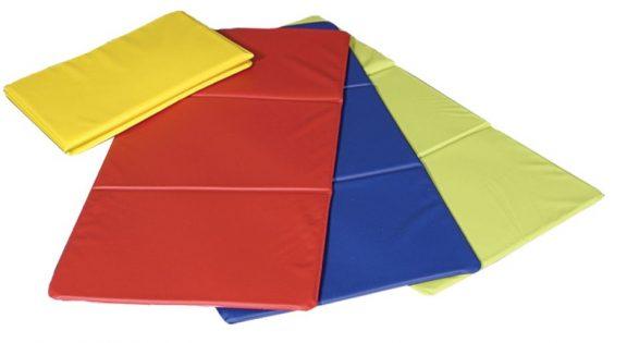K4 Three Section Folding Activity Mat - Set of 24