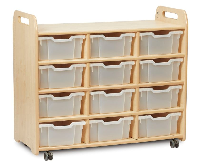 Kidre 3 Column Shelf Storage