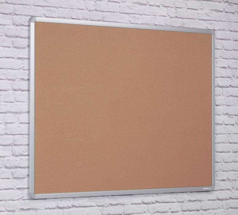 Kidre Aluminium Framed Felt Fabric Noticeboard