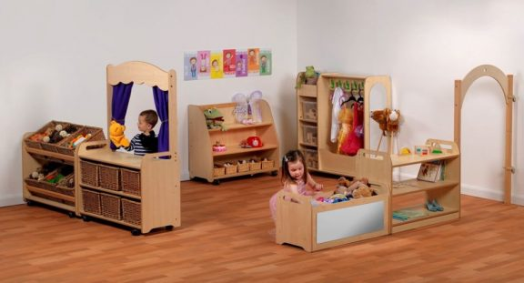 Kidre Dressing Up Play Zone