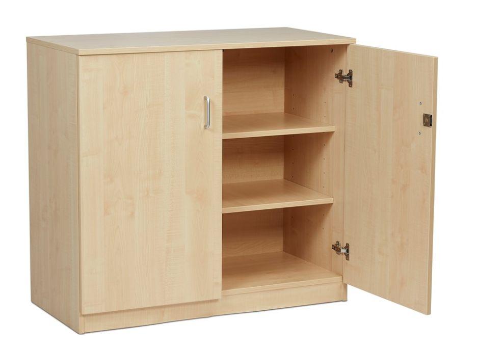 Kidre Lockable Storage Cupboard