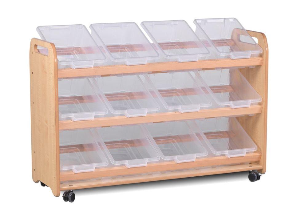 Kidre Tilt Tote Storage (800 x 1190mm)