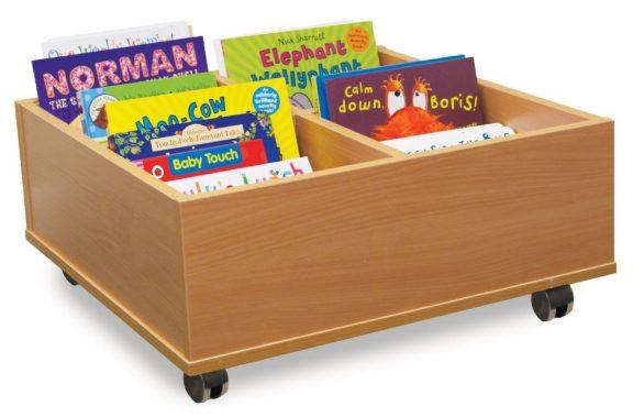 Leo Four Bay Mobile Kinderbox