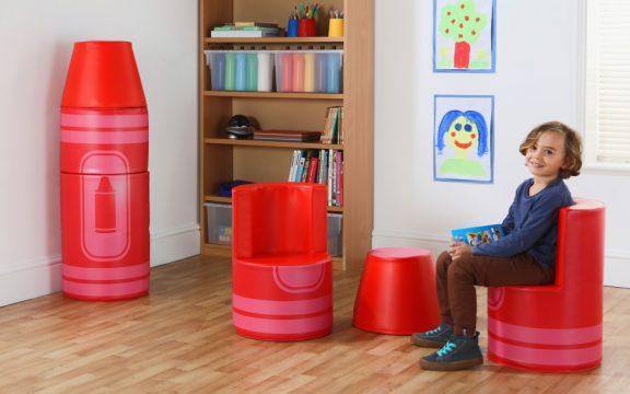 M-LInk Crayon Seating