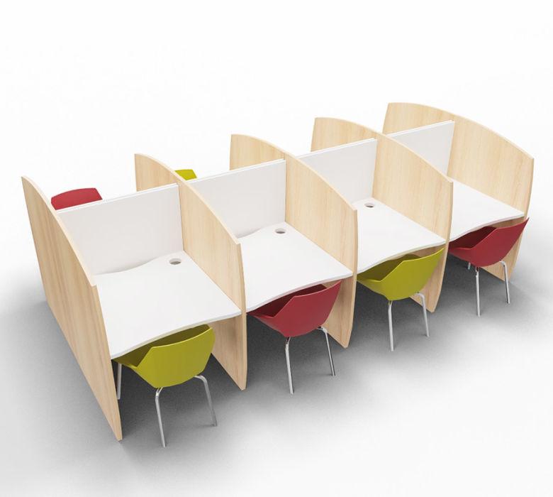 Madison Study Booth 11