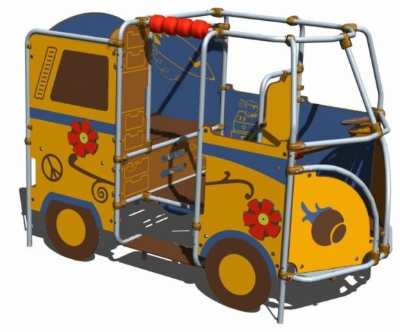 Majique Camper Van