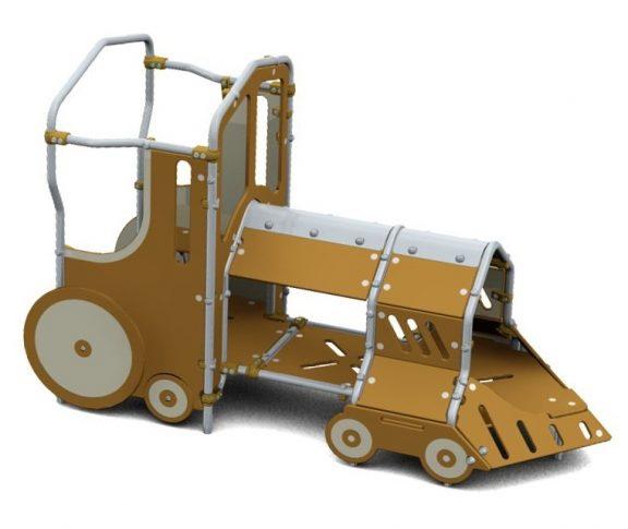 Majique Locomotive Playcentre