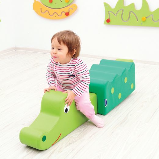 MH Soft Play Foam Crocodile