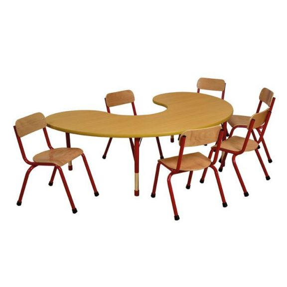 MLN Group Table 6 seater