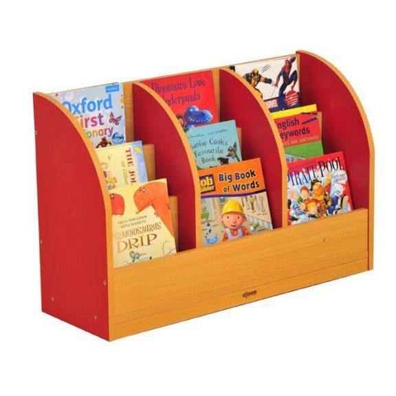 MLN Single Tier Book Storage Unit