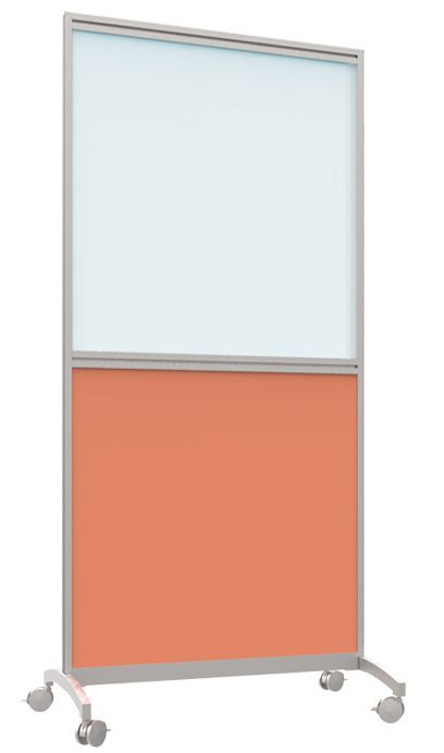 DL Mobile Semi Glazed Screen