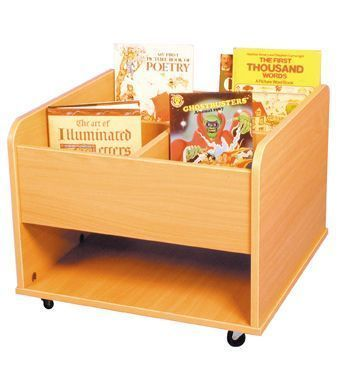 Mobile Wooden Kinderbox