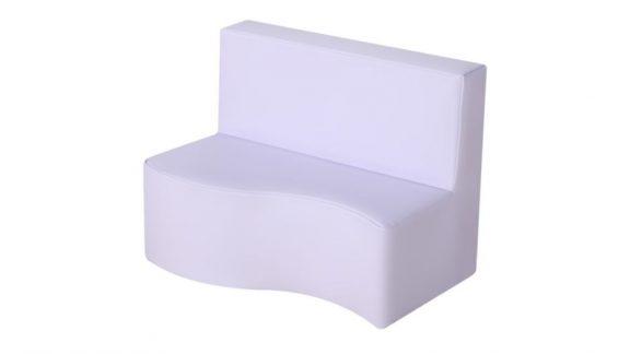 Modex Modular Lilac Two Seater Sofa