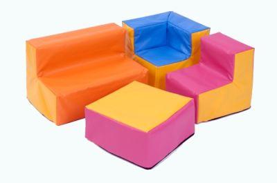 Modular Flex Corner Chair