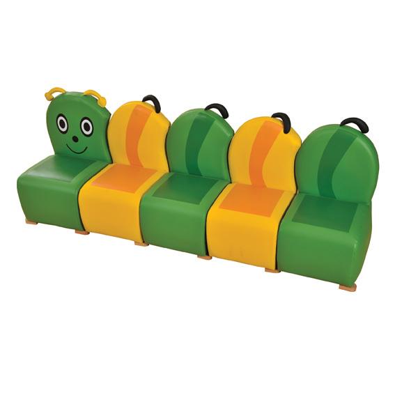 MT Caterpillar Unit Sofa