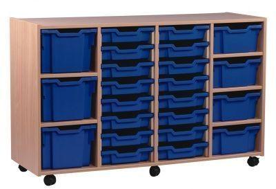Multi Tray Storage Unit 1