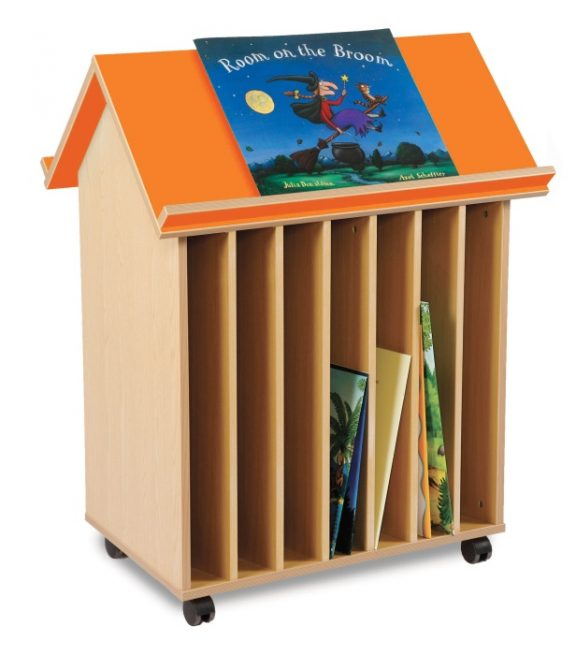 MZ Book House Art Storage
