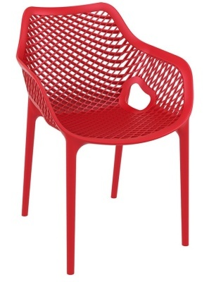 Percy Poly Canteen Armchair