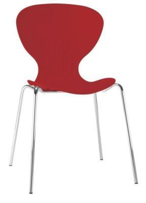 Piazza Stackable Poly School Chairs
