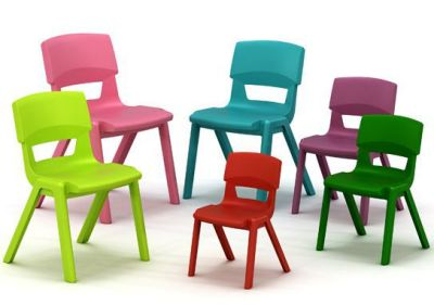 Postura Plus Classroom Chairs Bulk Deal of 10 or more