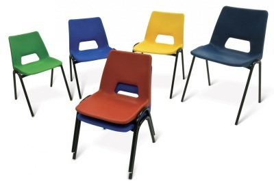 PP1 Poly Chairs - Minimum order of 10