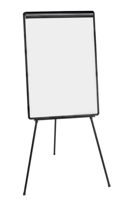 Pricebuster Easel Flipchart with Dry Wipe Whiteboard