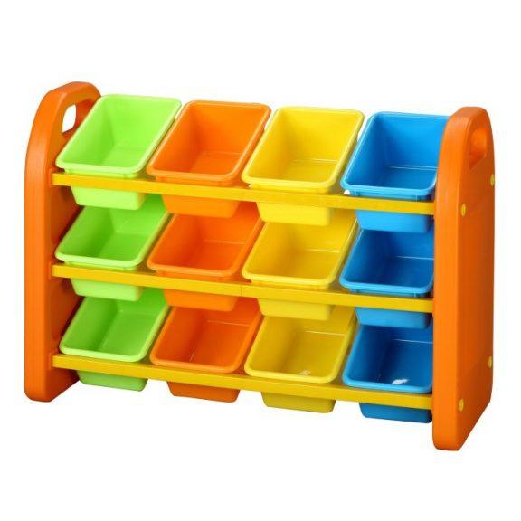 PS 12 Bin Storage Organiser