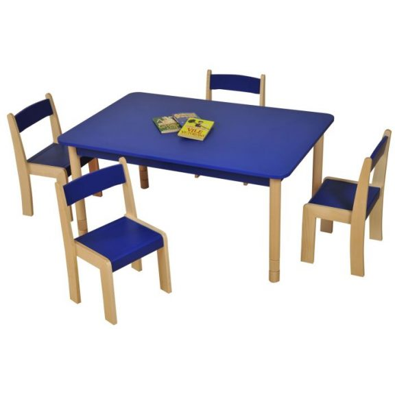 PS Rectangular Height Adjustable Table