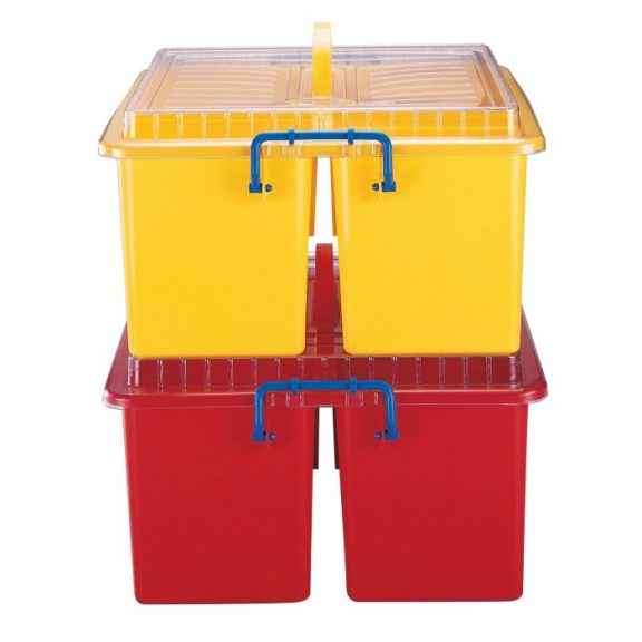 PS Jumbo Containers Set Of Three