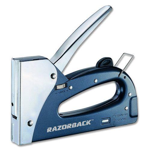 Razorback™ Ultra Heavy Duty Metal Multi-tacker